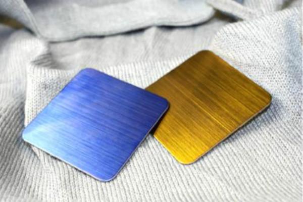 不锈钢蚀刻加工